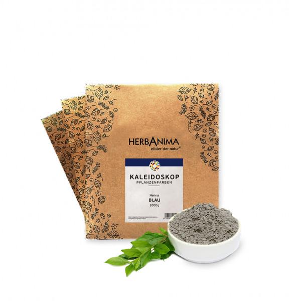 Henna BLAU 1000g
