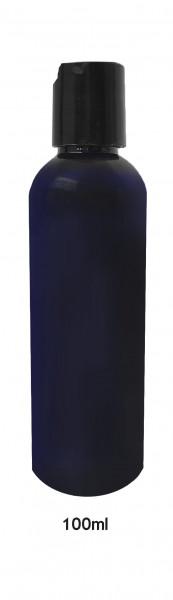 100ml PET-Leerflasche + Verschluss